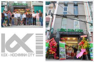 Kiến trúc Không Gian Xanh Tp.Hồ Chí Minh