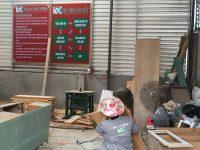 Sản xuất và thi công đồ gỗ ở Tp Vũng Tàu
