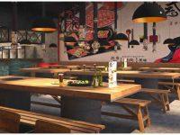 Ký kết và triển khai hợp đồng thi công trọn gói nhà hàng K-BBQ