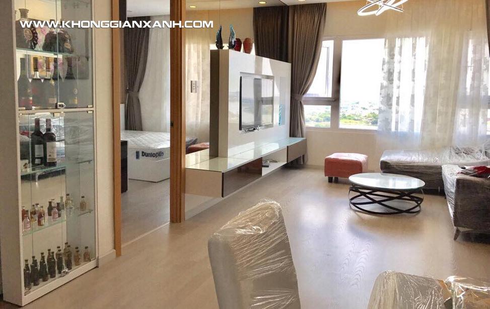 Hình ảnh thực tế không gian phòng khách