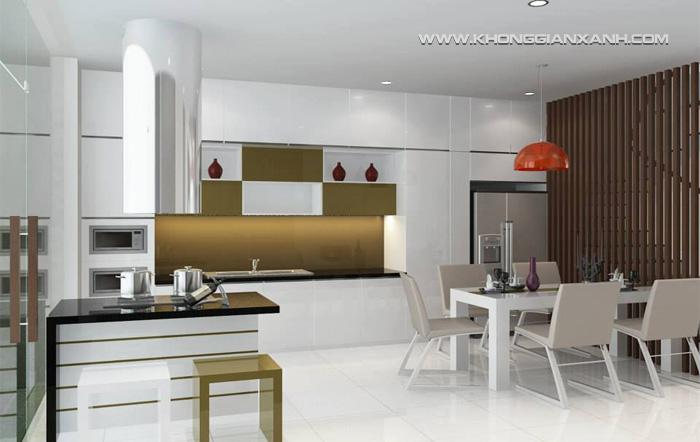 thiết kế nội thất quận Phú Nhuận