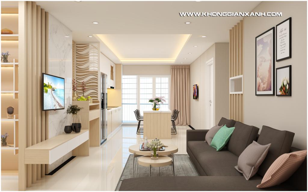 Thiết kế nội thất Dic Phoenix