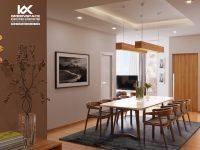 Thiết kế nội thất văn phòng Giao Thông Công Chánh Sài Gòn