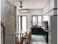 Hoàn thiện nội thất nhà phố Vũng Tàu