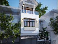 Thiết kế và thi công nhà phố có diện tích khiêm tốn