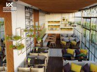Thiết kế quán cafe quận Gò Vấp, TP.HCM