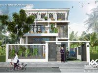 Thiết kế nhà phố tại Hội An – Orchid House