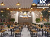 Thiết kế nhà hàng tại Đà Nẵng – Nhâm Nhi Quán