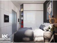 Hoàn thiện nội thất căn hộ Lapen Center 67m2