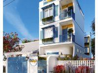 Thiết kế căn hộ cho thuê tại Đà Nẵng