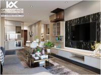 Thiết kế nội thất chung cư DIC PHOENIX 71m2