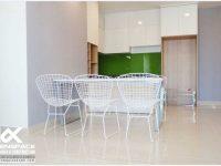 Hoàn thiện nội thất chung cư Melody 108m2