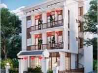 Thiết kế khách sạn cho thuê Hội An – Mr Minh
