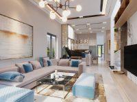 Thiết kế Villa hiện đại Hội An