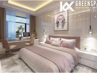 Thiết kế nội thất biệt thự đẹp Vũng Tàu