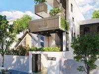 Thiết kế nhà ở kết hợp kinh doanh ở Hải Phòng