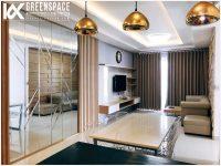 Hoàn thiện nội thất căn hộ Melody 81m2