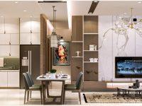 Thiết kế nội thất căn hộ Novaland 94m2