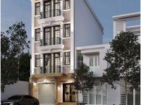 Thiết kế khách sạn 4 tầng tại Vũng Tàu