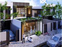 Thiết kế nhà phố ở Bình Thuận