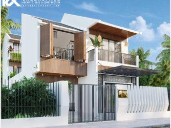 Thiết kế biệt thự đẹp Đà Nẵng