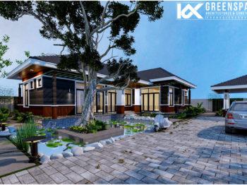 Thiết kế biệt thự vườn Vũng Tàu