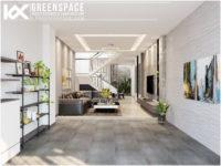 Thiết kế nội thất nhà phố 3 tầng 80m2