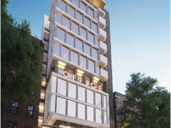 Thiết kế - thi công văn phòng 12 tầng Vũng Tàu