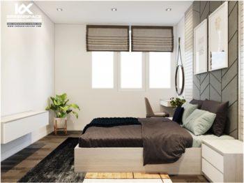 Thiết kế nội thất chung cư DICPHOENIX Vũng Tàu- 76m2