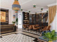 Thiết kế nội thất Cánh Diều Villa – Tp. Hội An