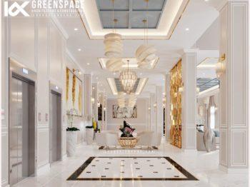 Thiết kế nội thất khách sạn Hội An - Lantern Hotel