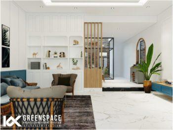 Thiết kế nội thất nhà cấp 4 Vũng Tàu