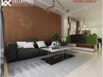 Thiết kế - thi công nội thất nhà phố ở Đồng Nai