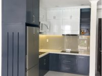 Thiết kế và thi công bếp hiện đại cho chung cư