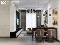 Thiết kế nội thất chung cư Xi Grand Court, TP.HCM