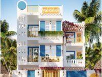 Thiết kế căn hộ cho thuê Đà Nẵng