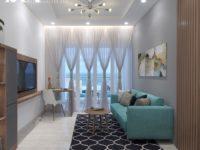 Thiết kế nội thất chung cư Gold Sea Vũng Tàu