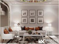 Thiết kế cải tạo nội thất nhà phố Vũng Tàu