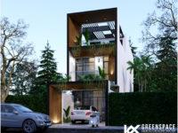 Thiết kế nhà phố Vũng Tàu – Ms Hằng