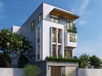 Thiết kế và thi công cải tạo nhà phố Vũng Tàu