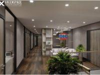 Thiết kế nội thất văn phòng của DIC ở Vũng Tàu