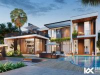 Thiết kế biệt thự Khu Chí Linh – Vũng Tàu