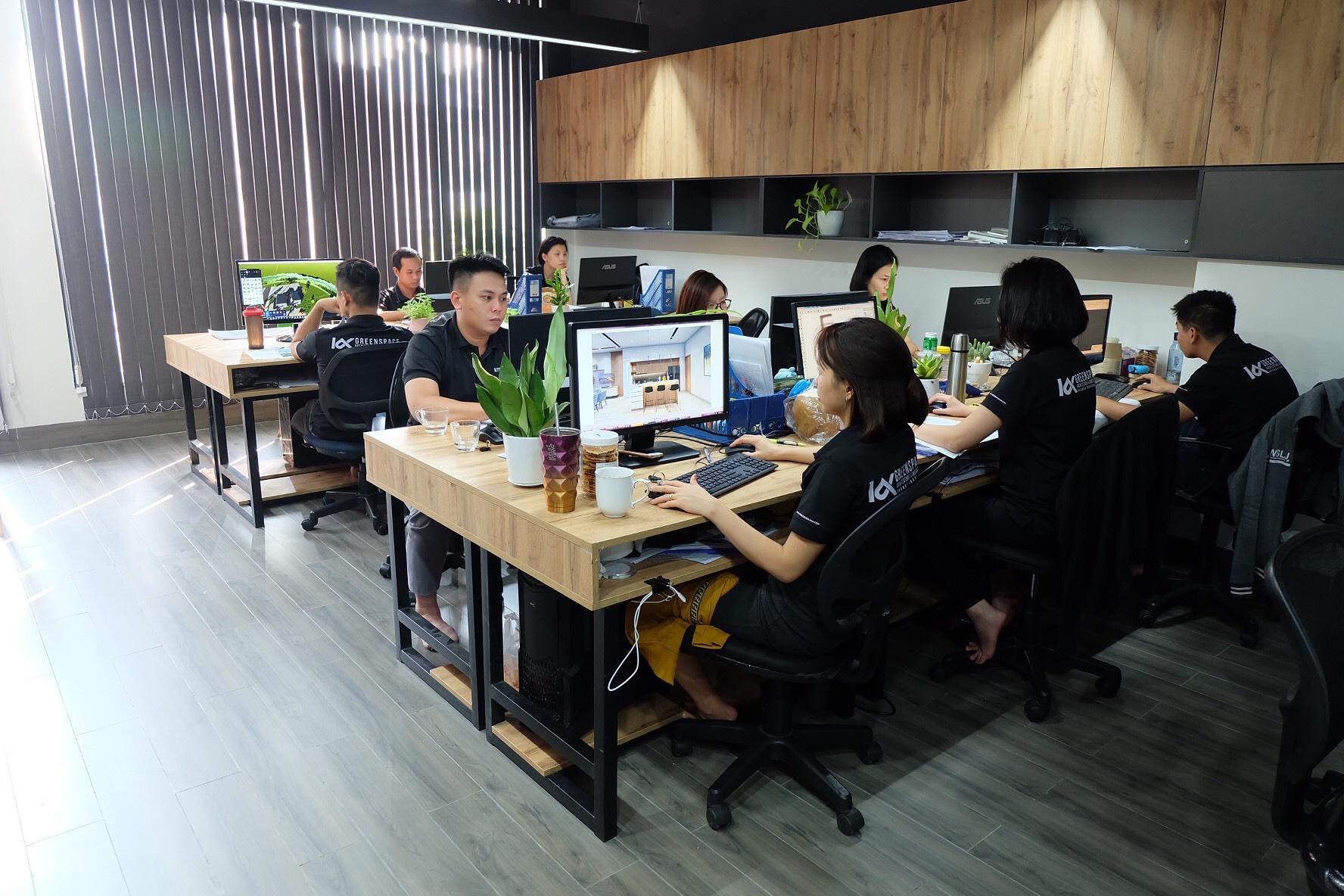 Nền tảng định hướng cho văn hóa doanh nghiệp Không Gian Xanh