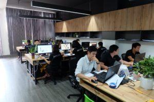 Văn hóa doanh nghiệp tại Kiến trúc Không Gian Xanh