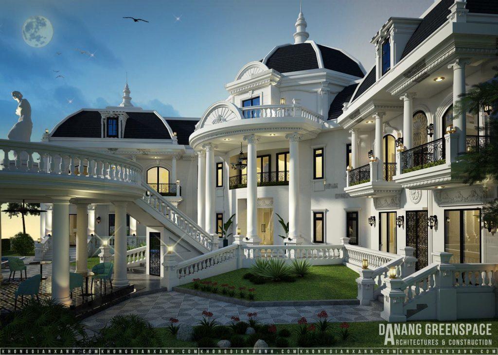 Thiết kế kiến trúc cổ điển