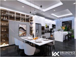 Thiết kế nội thất kiến trúc hiện đại