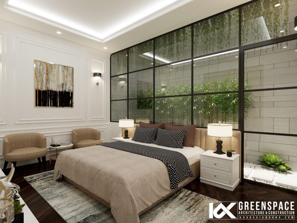 Thiết kế nội thất kiến trúc phong cách hiện đại