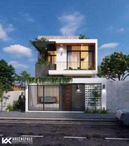 Thiết-kế-nhà-phố-2-tầng-Nét-bình-yên-giữa-lòng-thành-phố