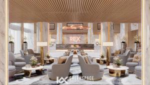 Thiết kế trang trí trần nhà