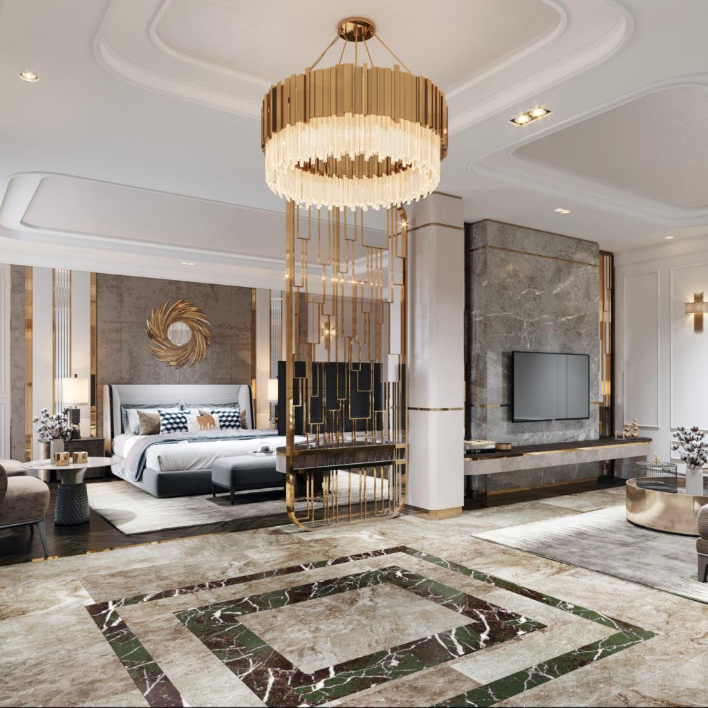chọn nội thất cho khách sạn